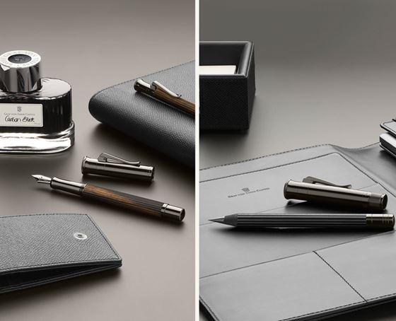 Black Edition Macassar and Perfect Pencil